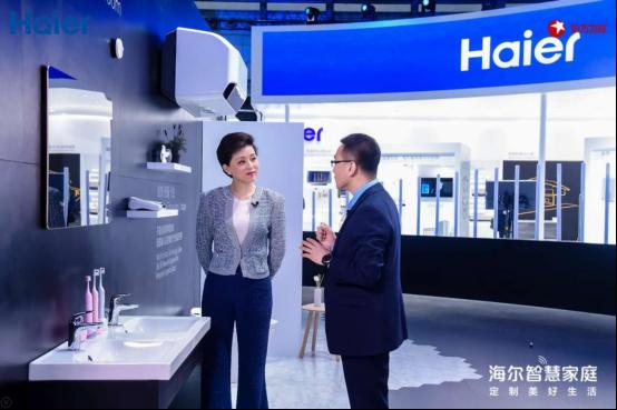 浴室场景割裂不连通,海尔AWE给出智慧浴室成套解决方案-焦点中国网