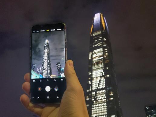 三星Galaxy S9|S9+ 专业拍照模式,在星空下绘制你的美