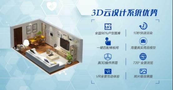 海尔大顺逛平台3D云设计系统上线 打造一站式智家服务