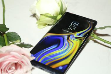一步直达懂你所想 三星Galaxy Note9 The new Bixby