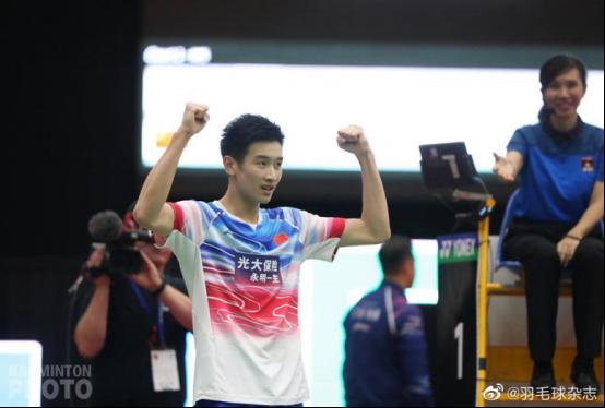 国羽男队7月盘点:林丹领跑奥运积分,石宇奇意外伤退