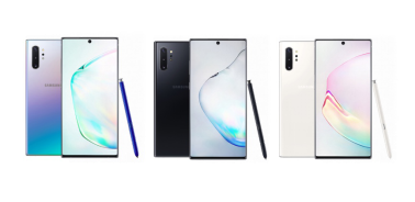 三星Galaxy Note10系列:不止性能强悍,潮流外观更有看点