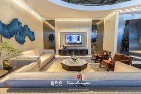 图森携Tonino Lamborghini Casa,全系新品亮相上海家具展