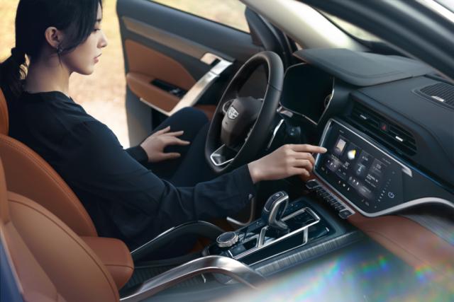 """汽车产业""""新四化""""大势所趋 博越PRO为智能汽车立标准"""