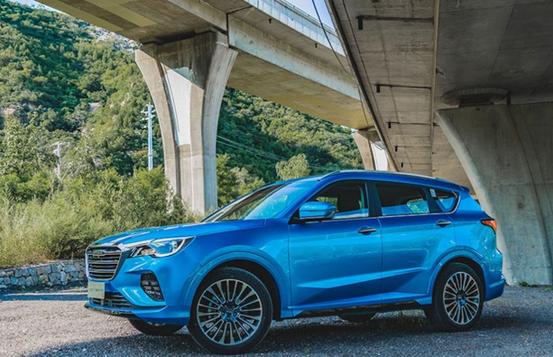 全新一代捷途X70领衔,最值得购买的4款自主SUV